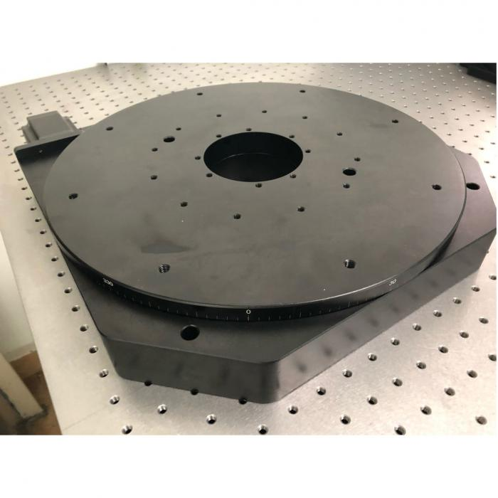 Motorized Rotary Table: J04DX400