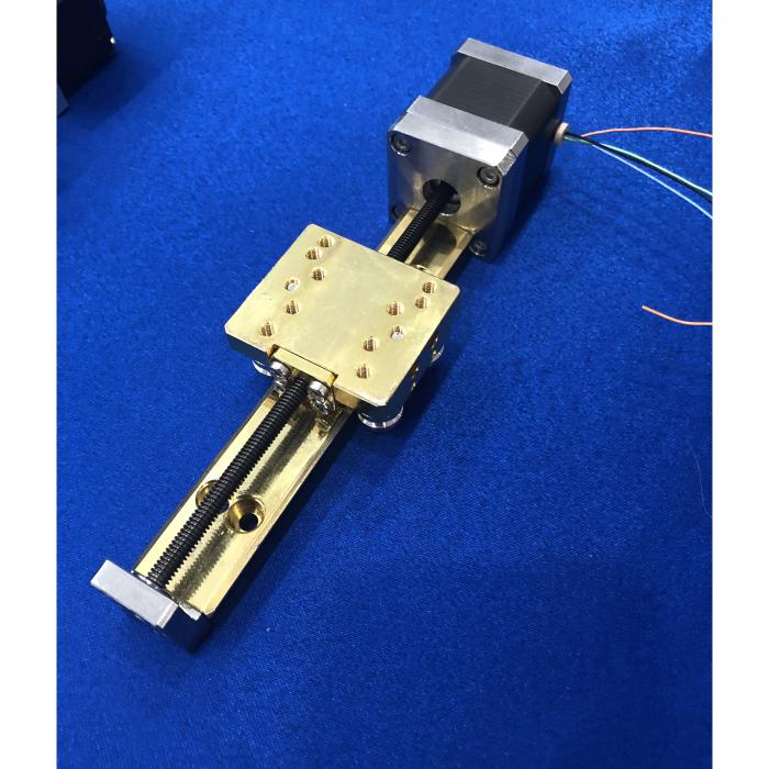 High Low Temperature Micro Positioning Stage (working temperature range from --196℃ to +200℃)