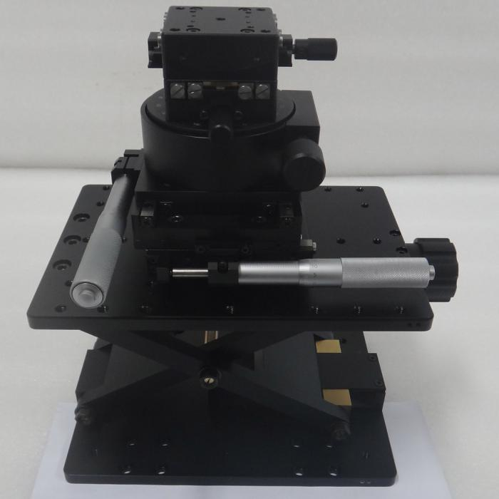 Manual 6-axis Positioning Stages
