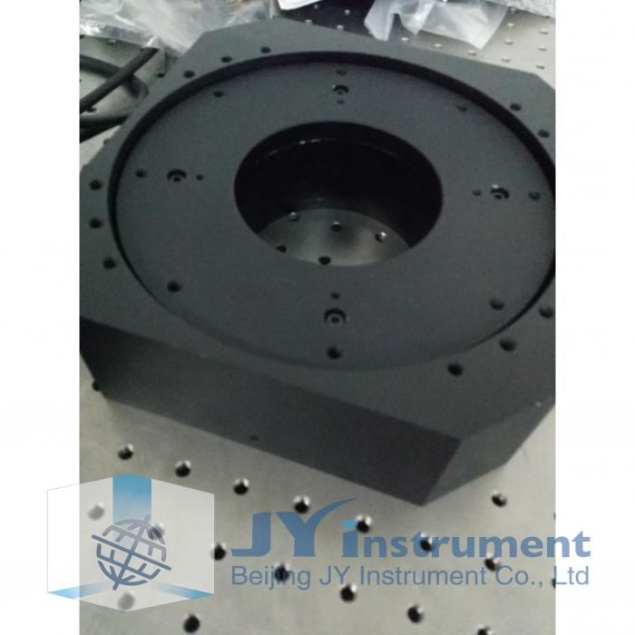 Customized Motorized Rotary Table (clear aperture 90mm)